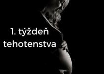 1. týždeň tehotenstva