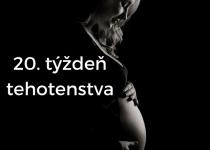 20. týždeň tehotenstva