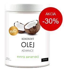 Kokosový olej ADVANCE