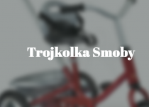 trojkolka smoby