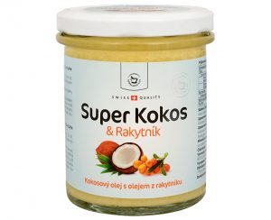 Herbamedicus Super Kokos a rakytník 300 ml