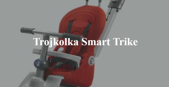 trojkolka smart trike
