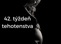 42. týždeň tehotenstva