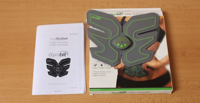 Gymbit 6 Abs Shaper