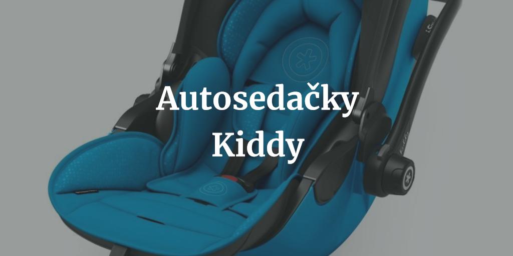 autosedačka kiddy
