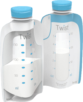 sáčky na materské mlieko