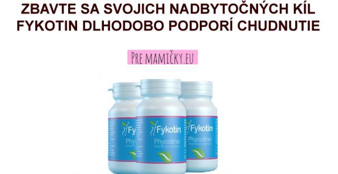 Fykotin dlhodobo podporí chudnutie