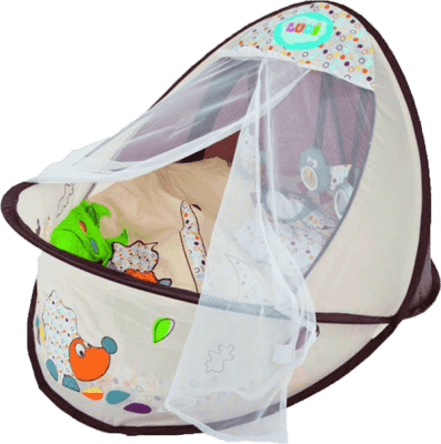 hniezdo s baldachýnom